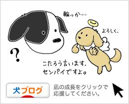 犬ブログランキングバナー